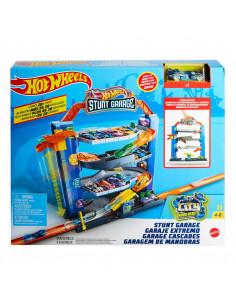 Set de joaca Mattel Hot Wheels Stunt Garage (garajul cu