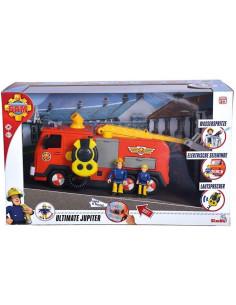 Masina de pompieri Simba Fireman Sam Mega Deluxe Jupiter cu 2 figurine si accesorii