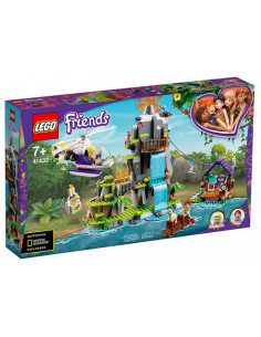 Lego Friends: Casuta din copac in jungla ursilor panda 41422