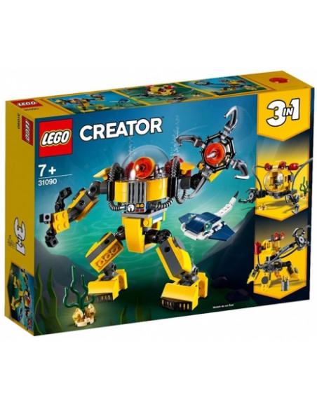 Lego Creator: Robot subacvatic 31090