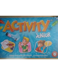 Joc de societate Piatnik Activity Junior