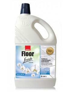 Detergent pardoseli SANO Floor Fresh Home White Orchid, 2L