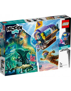 Lego Hidden Side - Submarinul lui JB 70433