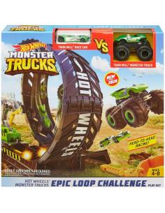 Set de joaca Hot Wheels, Epic loop challenge, GKY00 Mattel