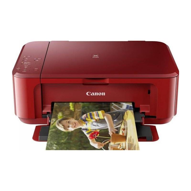 Multifunctionala Canon Pixma MG3650S Inkjet, A4, Rosu, Resigilat
