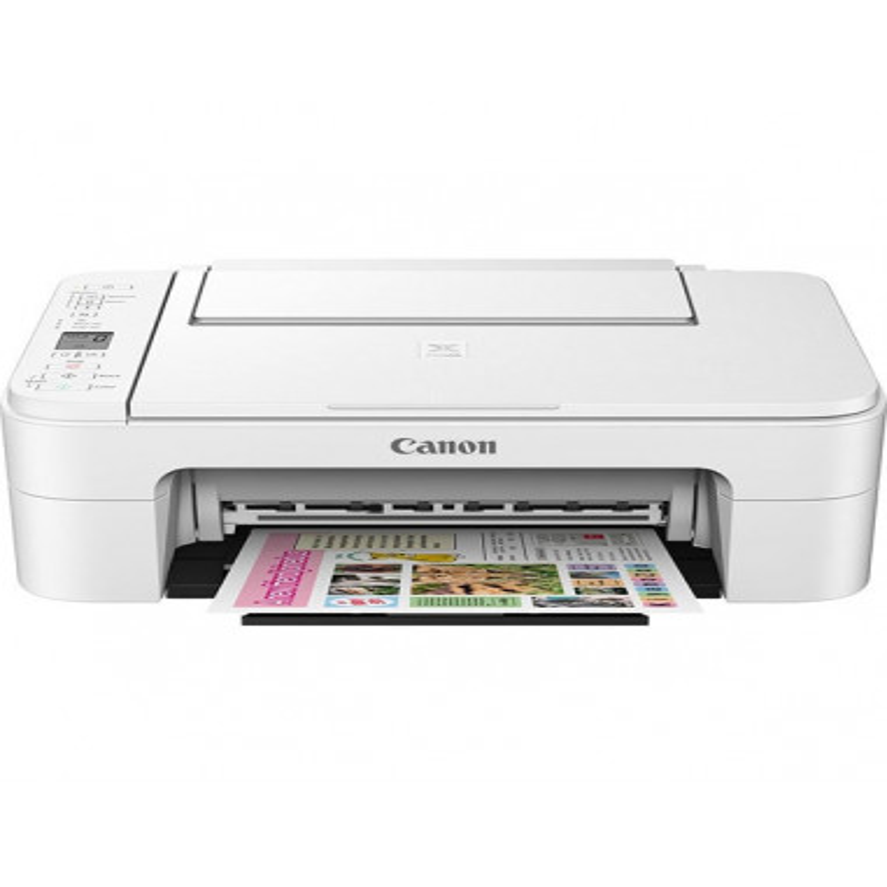 Multifunctional inkjet color CANON PIXMA TS3151, A4, USB
