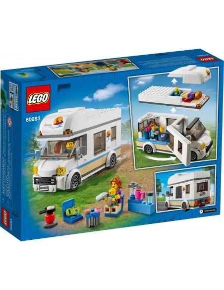 LEGO City Great Vehicles: Rulota de vacanta 60283
