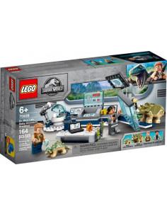 Lego Jurassic World: Laboratorul Dr. Wu: Evadarea puilor de