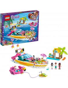 Lego Friends: Petrecerea pe barca 41433