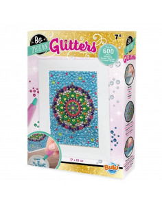 Set Buki France Glitters Mandala