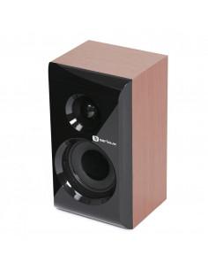Boxe Serioux 5.1 SoundBoost HT5100C, 140W RMS, culoare lemn de