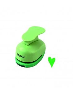 Perforator cu model inima 1.8 cm DACO