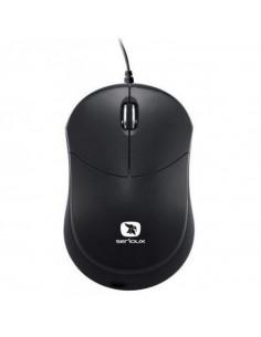 Mouse Serioux cu fir, optic, Rainbow 680, 1000dpi, negru