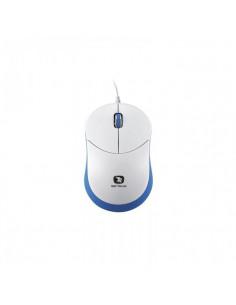 Mouse Serioux cu fir, optic, Rainbow 680, 1000dpi, albastru