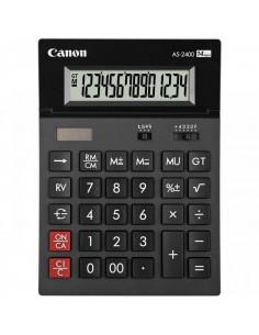 Calculator birou Canon AS2400 14 digiti ribbon display LCD