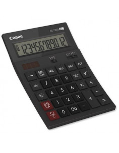 Calculator birou Canon AS1200 12 digiti display LCD vertical