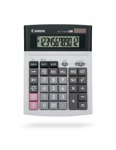 Calculator birou Canon WS-1210THB 12 digiti display LCD