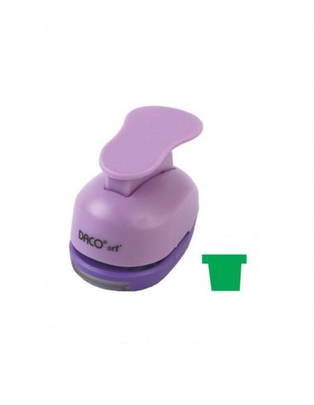 Perforator cu model ghiveci 2.5 cm DACO