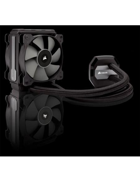 Cooler CPU Corsair H80i v2 racire cu lichid ventilator 2x120mm