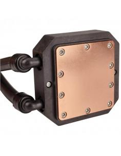 Cooler CPU Corsair H45 racire cu lichid ventilator 2x120mm baza