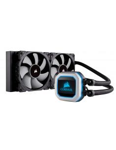 Cooler CPU Corsair H100i PRO RGB racire cu lichid ventilator