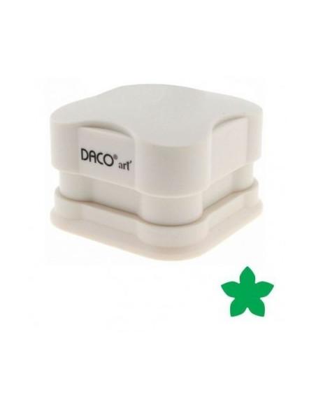 Perforator magnetic cu model floare 5 petale 3.7 cm DACO