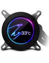 CPU Cooler Gigabyte Aorus Liquid Cooler 360 Aluminium radiator