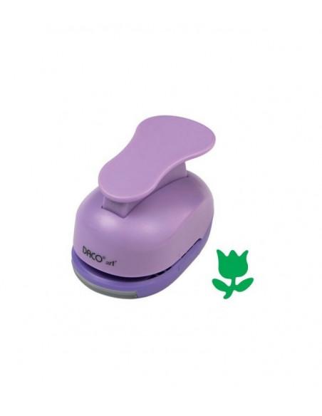 Perforator cu model lalea 5 cm DACO