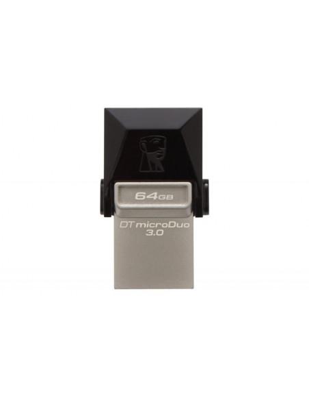 USB Flash Drive Kingston 64GB DT MicroDuo USB 3.0 micro USB 3C