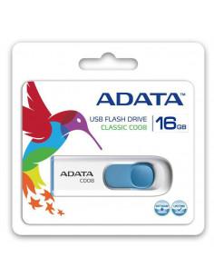 USB Flash Drive ADATA 16Gb C008 USB2.0 Alb