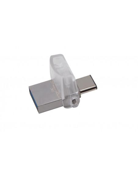 USB Flash Drive Kingston 128GB DT MicroDuo USB 3.0 micro USB 3C