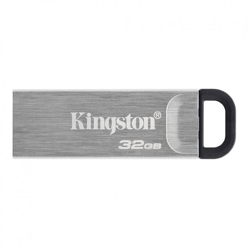 USB Flash Drive Kingston DataTraveler Kyson 32GB USB 3.2 metalic