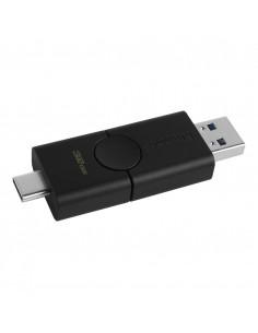 USB Flash Drive Kingston 32GB DataTraveler Duo USB 3.2 black