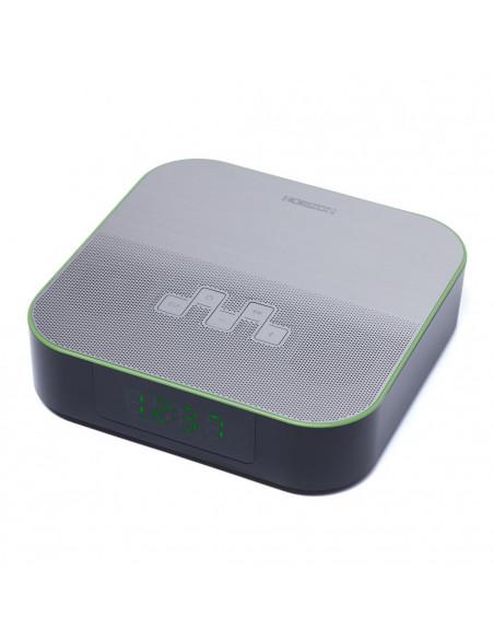 Clock Radio Speakers HAV-P4180 / System 2.0 w/ Aluminum Housing