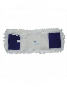 Rezerva mop microfibra, 45 cm, ambalata individual