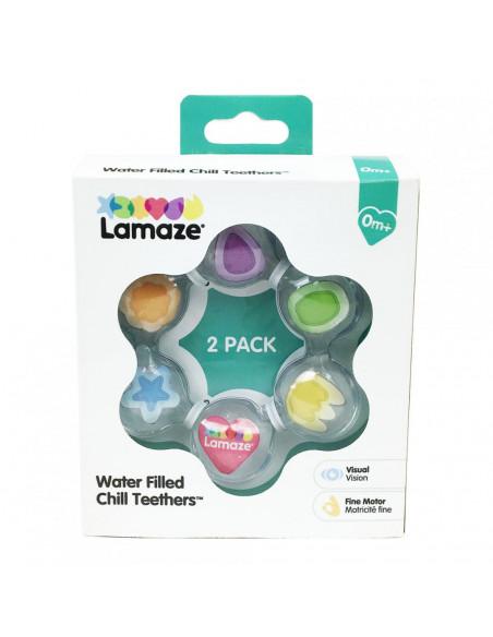 Lamaze-Set 2 inele gingivale refrigerante