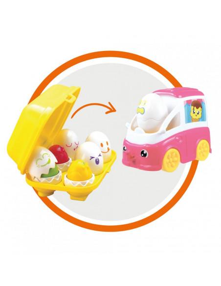 Camionul de înghețată