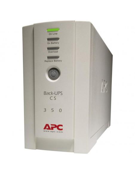 UPS APC Back-UPS CS stand-by 350VA / 210W 4 conectori C13