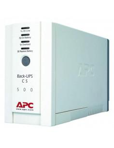 UPS APC Back-UPS CS stand-by 500VA / 300W 4 conectori C13