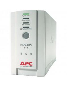 UPS APC Back-UPS CS stand-by 650VA / 400W 4 conectori C13