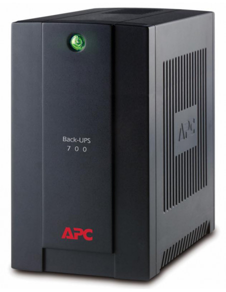 UPS APC Back-UPS BX line-interactive / aprox.sinusoida 700VA /