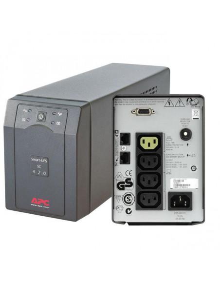UPS APC Smart-UPS 420VA Line Interactive