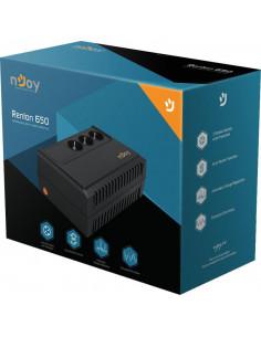 UPS nJoy Renton 650 650VA/360W 3 Prize Schuko cu protectie