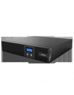 UPS nJoy Argus 2200 2200VA/1320W LCD Display 4 IEC C13 cu