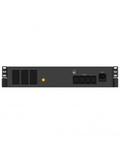 UPS nJoy Code 800 800VA/480W Frecventa: 50/60 Hz Conectori: