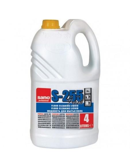 Detergent pardoseli, 4L, SANO Floor Cleaner S-255