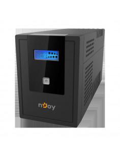 UPS nJoy Cadu 1500 1500VA/900W Afisaj LCD cu ecran tactil 4 x
