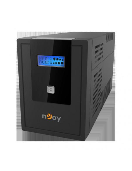 UPS nJoy Cadu 2000 2000VA/1200W Afisaj LCD cu ecran tactil 4 x