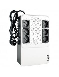 UPS Legrand MULTIPLUG 600 600VA/360W 6x German standard sockets