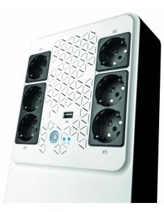 UPS Legrand MULTIPLUG 800 800VA/480W 6x German standard sockets